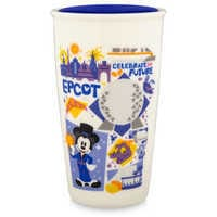 디즈니 스타벅스 텀블러 Disney Epcot Starbucks Ceramic Travel Tumbler