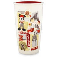 디즈니 스타벅스 텀블러 Disney California Adventure Starbucks Ceramic Travel Tumbler