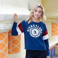 Image of Mickey Mouse ''Best Day Ever'' Pullover Sweater for Women - Disneyland # 2