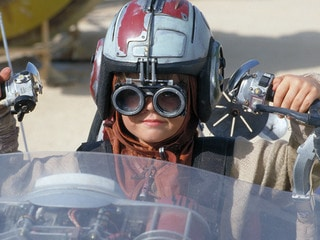 6 Reasons The Phantom Menace Is a Great First Star Wars For Kids