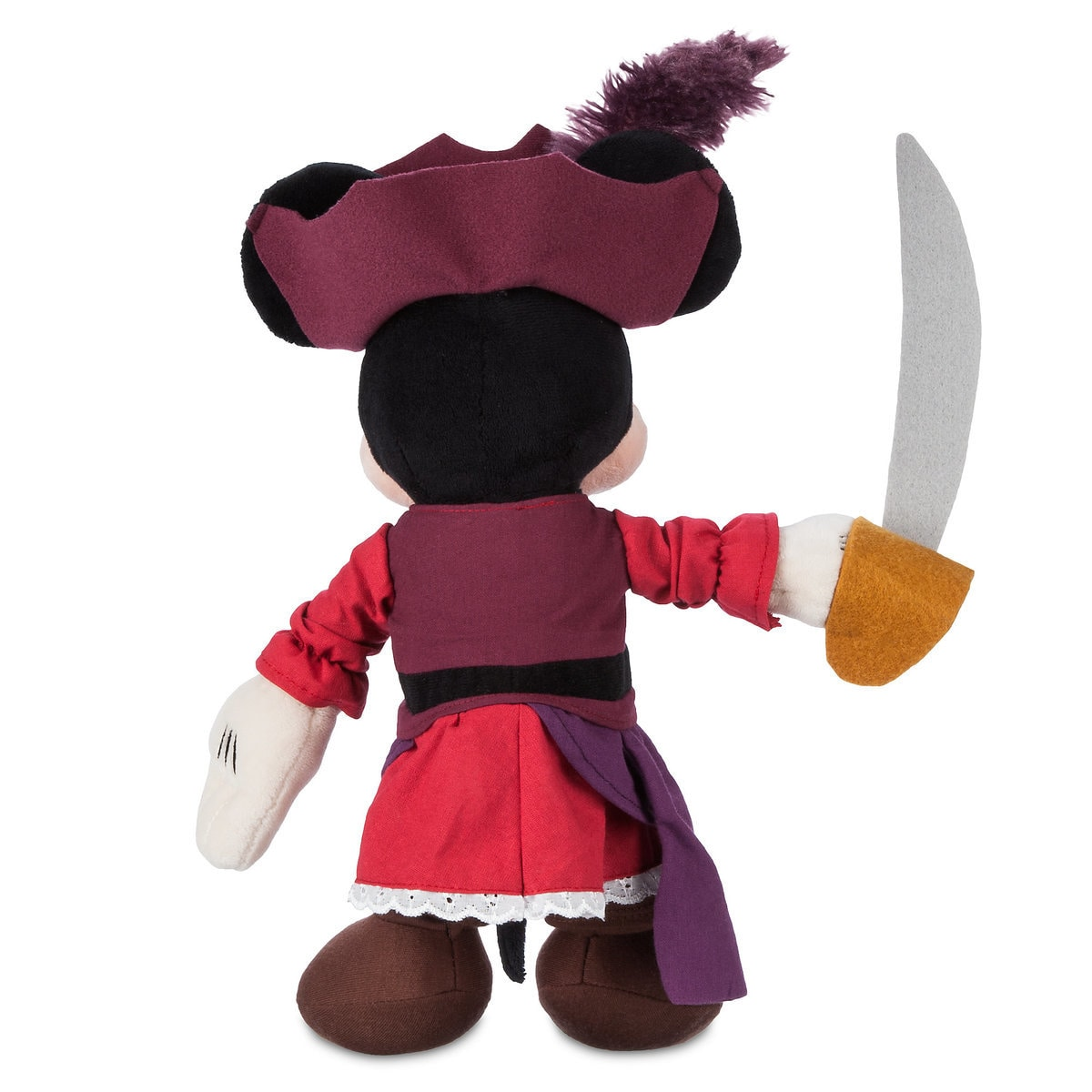47d266553cad6 Minnie Mouse Plush - Pirates of the Caribbean - Small - 12 ...