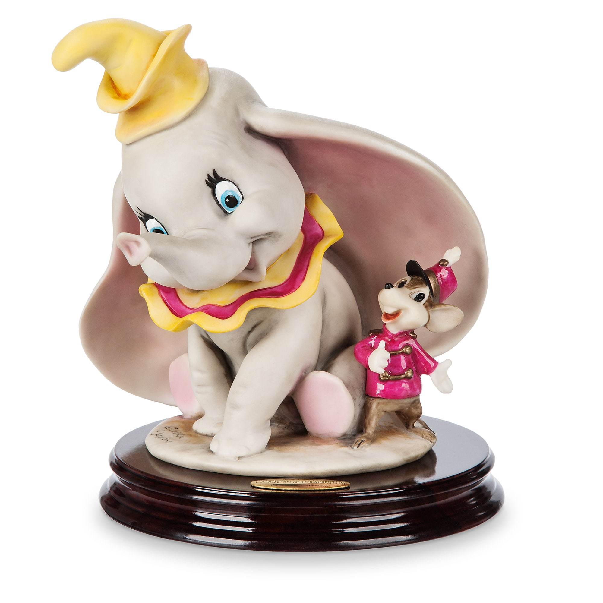 Dumbo and Timothy Mouse Figure by Giuseppe Armani
