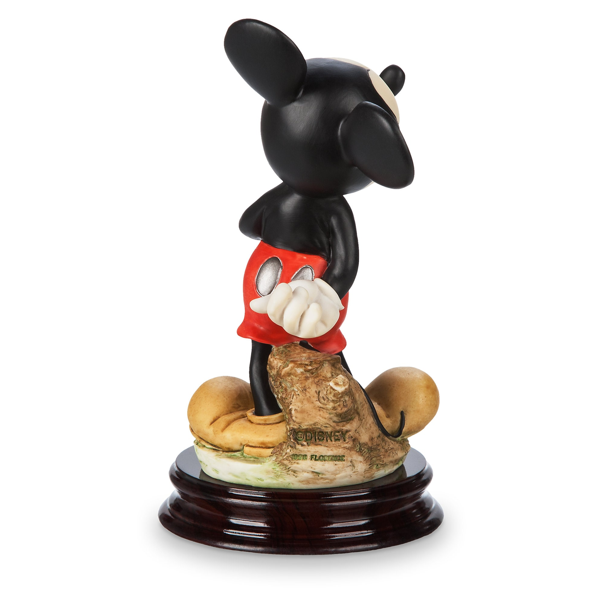 Mickey Mouse Figure by Giuseppe Armani