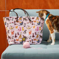 Image of Disney Cats Tote by Dooney & Bourke # 2