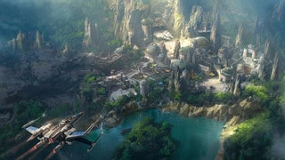 Bringing Star Wars: Galaxy's Edge to Life