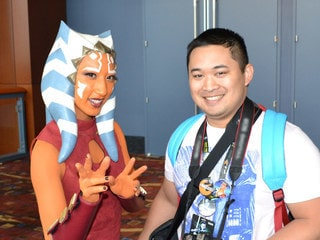 StarWars.com Fan Spotlight: Destinee and Matthew