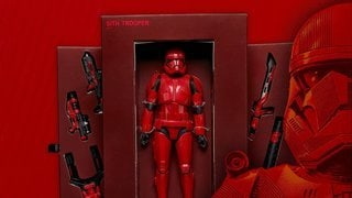 See the New Sith Trooper from Star Wars: The Rise of Skywalker at SDCC 2019