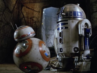 Poll: Which Droid Is Your Favorite – R2-D2 or BB-8?