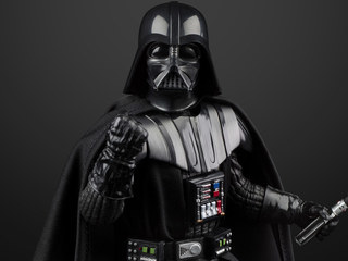 How Hasbro Made a Darth Vader Figure That Is Truly HyperReal