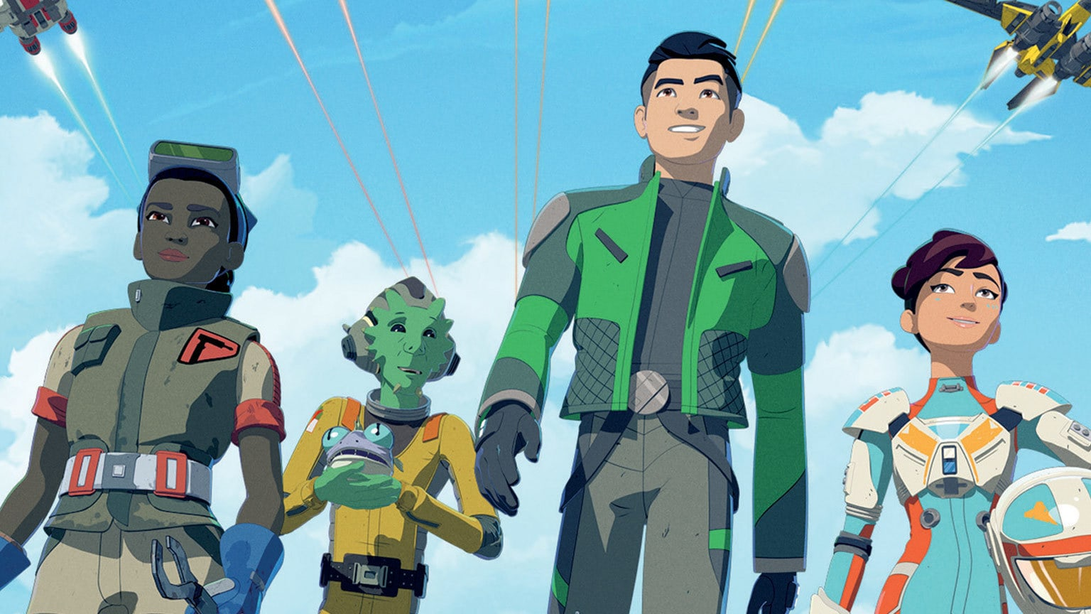 Star Wars Resistance Season One Coming to DVD on August 20