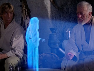 6 Ways Holograms Play an Important Role in Star Wars Storytelling