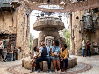 The Art of Designing Star Wars: Galaxy's Edge