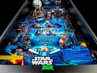 Stern Pinball's Star Wars Pin Makes the Jump Home