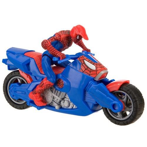 Spider-Man Street Cruiser Zoom N' Go -- 5 3/4'' L