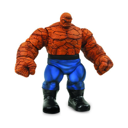 Marvel Select The Thing Action Figure -- 8'' H