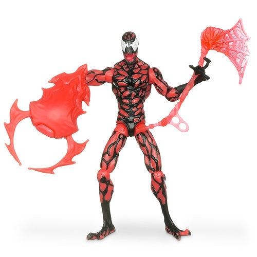 Spider-Man Monster Claw Carnage Action Figure -- 3 3/4'' H