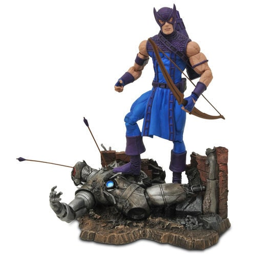 Marvel Select Hawkeye Action Figure ? 7 1/2''