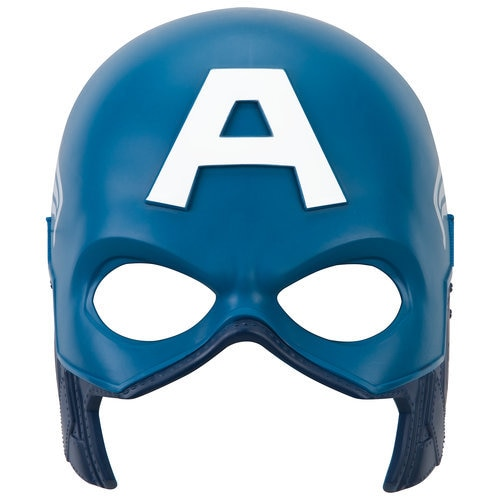 Marvel Hero Captain America Mask