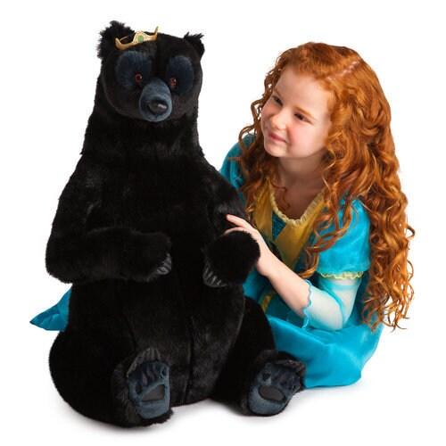 Queen Elinor Bear Plush ? Brave ? Large ? 23''