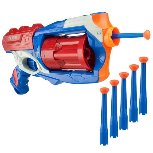 The Avengers: Captain America Brigade Blaster