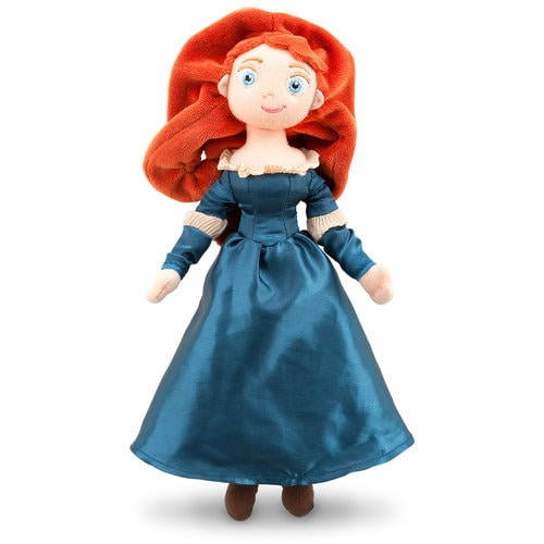Merida Plush Doll ? Brave ? Mini Bean Bag ? 12''