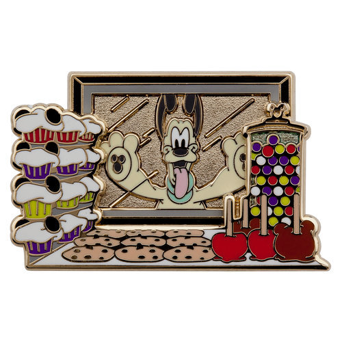 Pluto Main Street Candy Palace Pin ? Online Exclusive