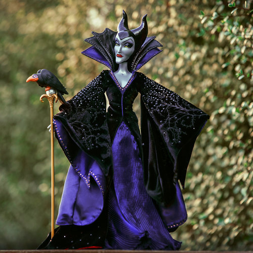 Limited Edition Maleficent Doll ? Sleeping Beauty ? 17''