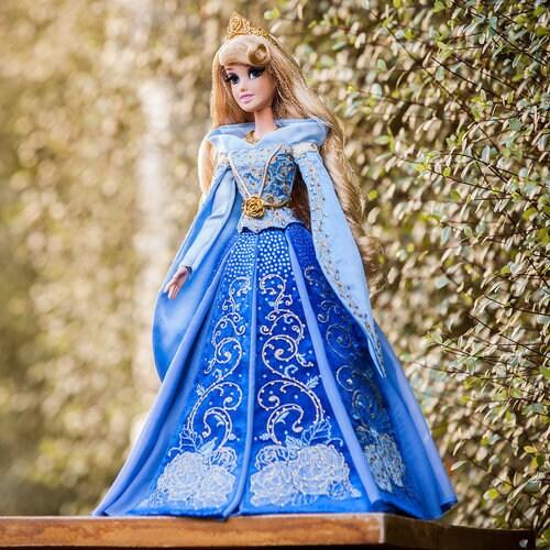 Limited Edition Aurora Doll ? Sleeping Beauty ? Blue ? 17''