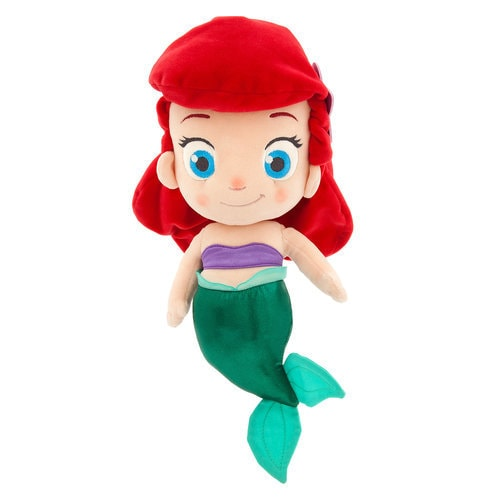 Toddler Ariel Plush Doll ? Small ? 14''