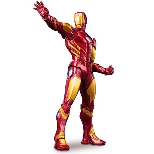 Iron Man Avengers Now ARTFX+ Figure by Kotobukiya ? Red Color Variant