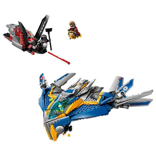 The Milano Spaceship Rescue Playset by LEGO ? Guardians of the Galaxy
