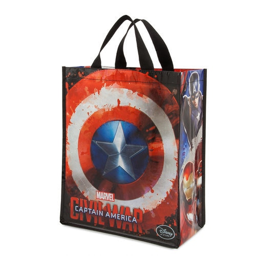 Captain America: Civil War Reusable Tote