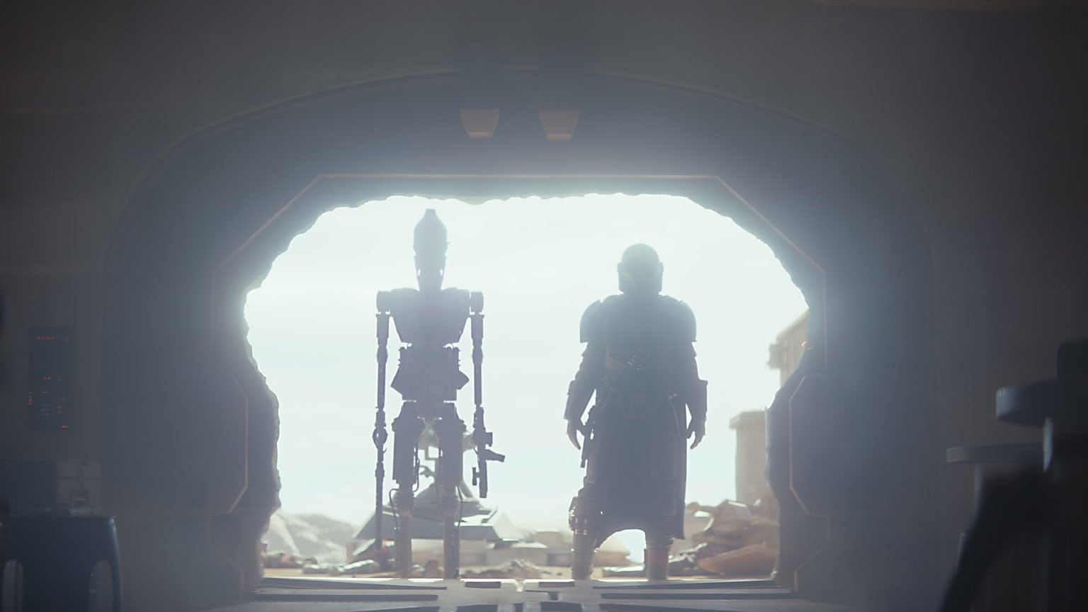 Poll: What Is Your Favorite Moment in the Mandalorian Trailer?