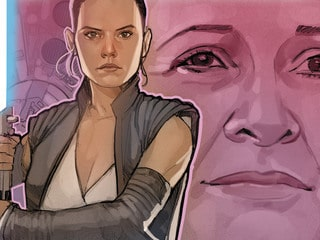 Rey, Leia, and the Power of Hope in Marvel's Age of Resistance – Rey – Exclusive
