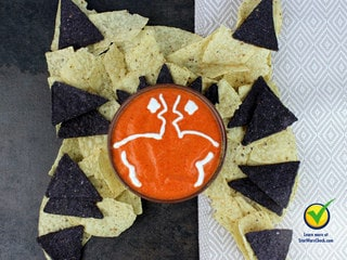 Have A Snippy Snack With This Ahsoka Red Pepper Dip