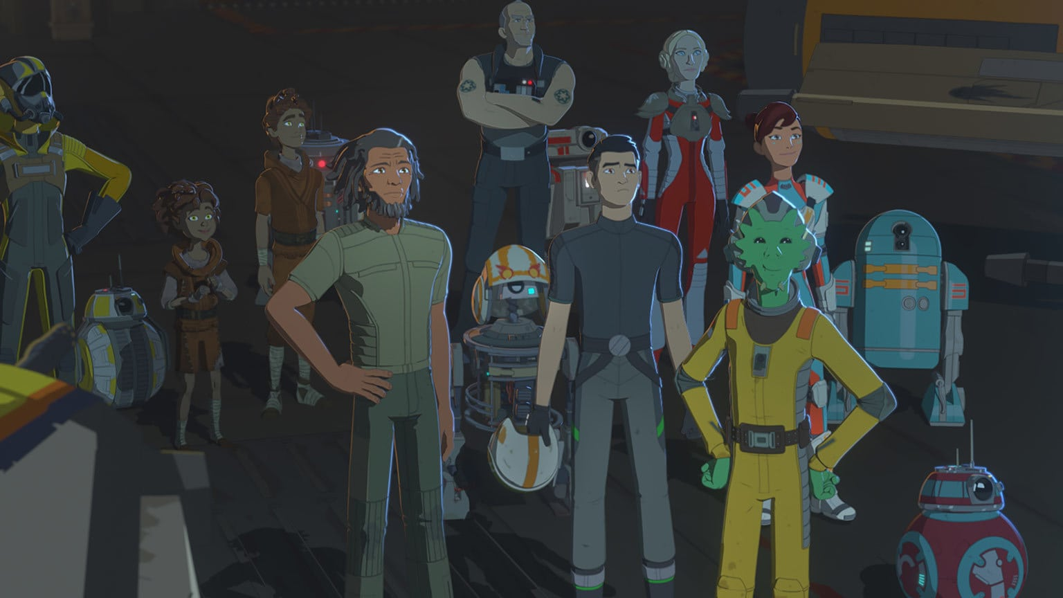 The Minds Behind Star Wars Resistance on What's Ahead in the Final Season