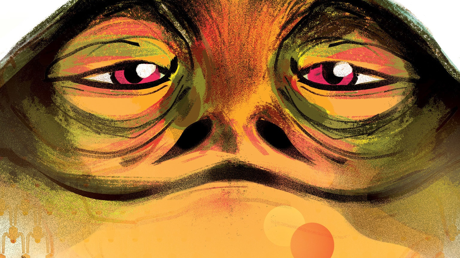 Revisit Jabba the Hutt in Return to Vader's Castle #4 – Exclusive