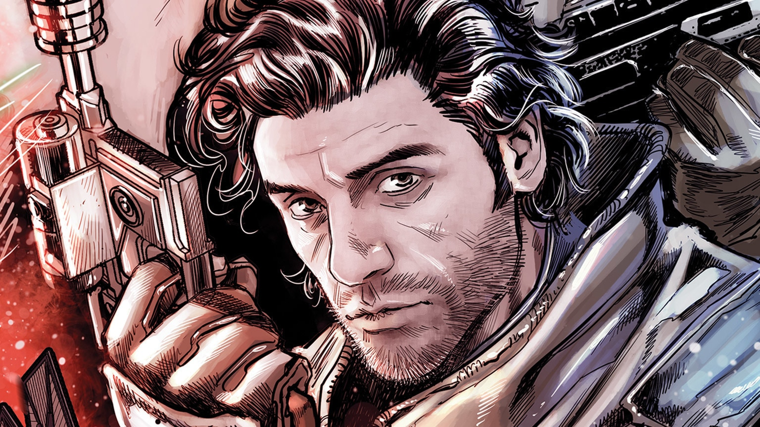 Aggressive Negotiations Unfold in  Journey to Star Wars: The Rise of Skywalker — Allegiance #3 – Exclusive
