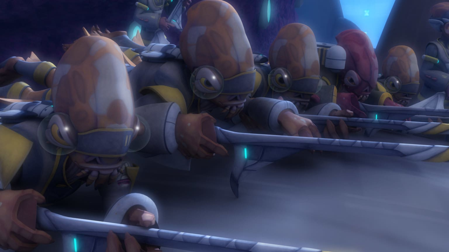 "The Clone Wars Rewatch: Surviving the ""Water War"""
