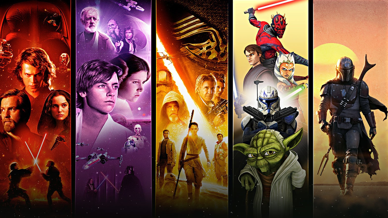 Poll: What Star Wars Content Are You Going to Watch First on Disney+?