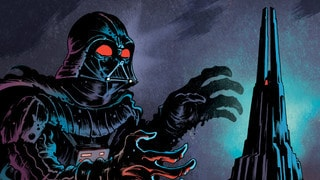 Darth Vader Awaits in Return to Vader's Castle #5 – Exclusive