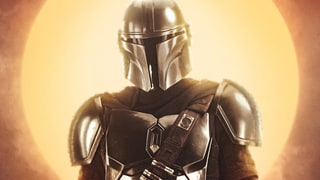 New Posters Tease the Faces of The Mandalorian