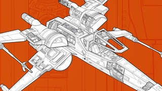 See the New Y-Wing from Star Wars: The Rise of Skywalker and More in Rebel Starfighters Owners' Workshop Manual – Exclusive Preview