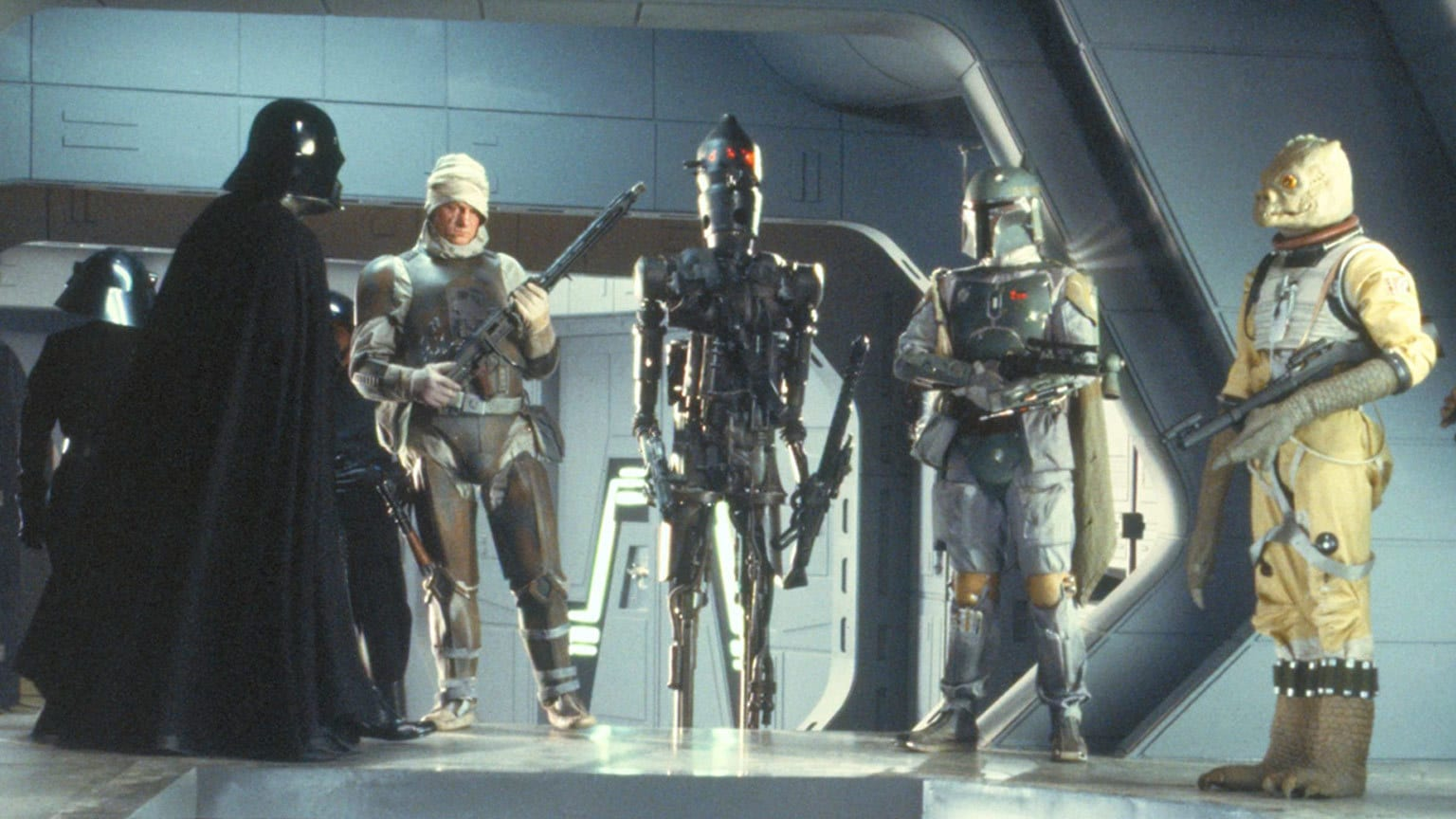 From a Certain Point of View: Who's the Most Underrated Bounty Hunter in Star Wars?
