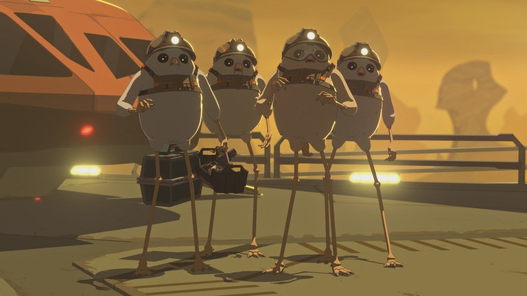 """Bucket's List Extra: 5 Fun Facts from """"From Beneath"""" – Star Wars Resistance"""