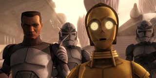 "The Clone Wars Rewatch: Two Droids on a ""Mercy Mission"""