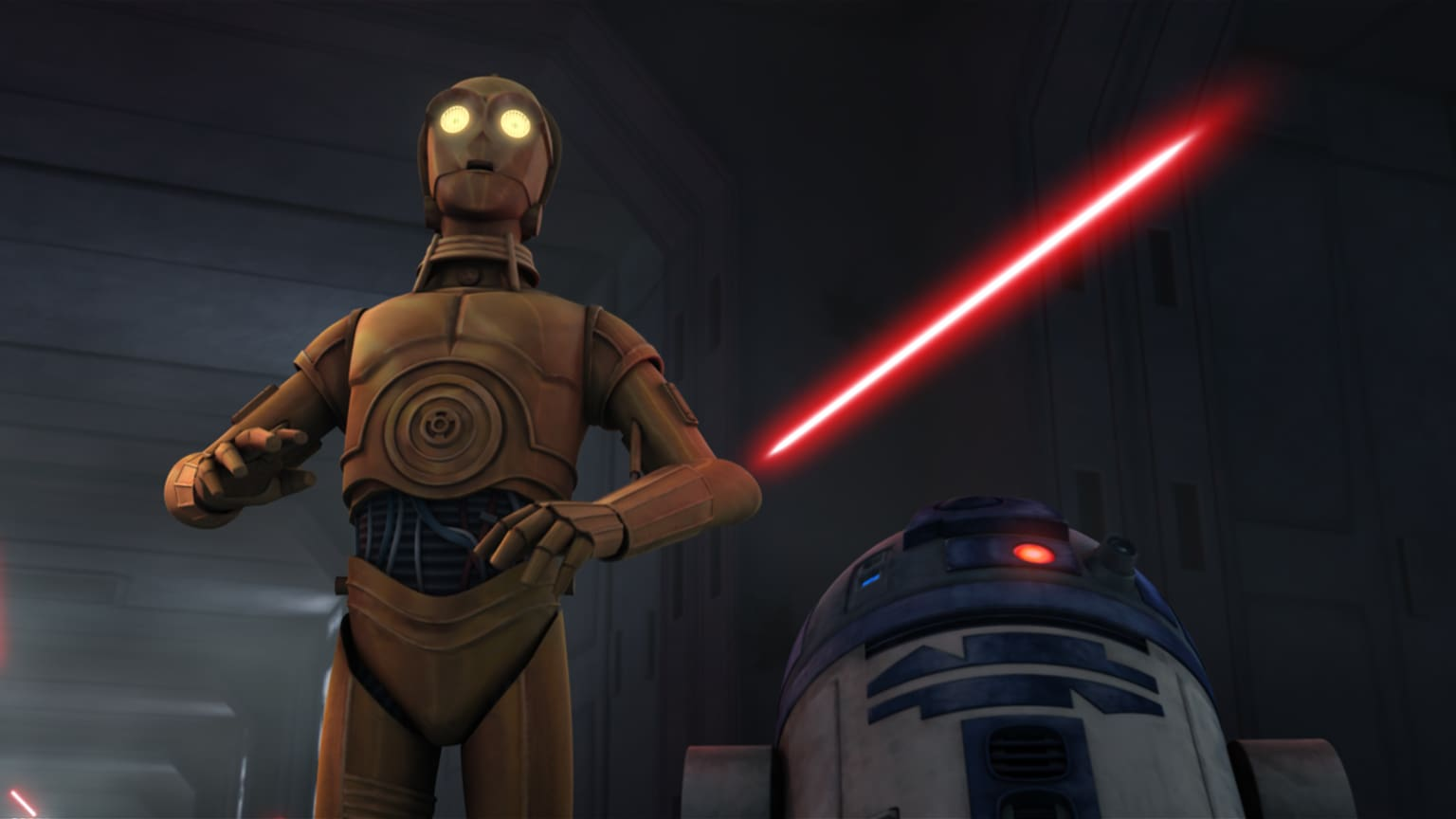 "The Clone Wars Rewatch: Journey of the ""Nomad Droids"""