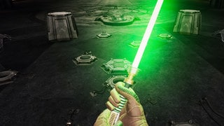 Vader Immortal: Episode III Arrives…with Iconic Lightsabers in All-New Lightsaber Dojo