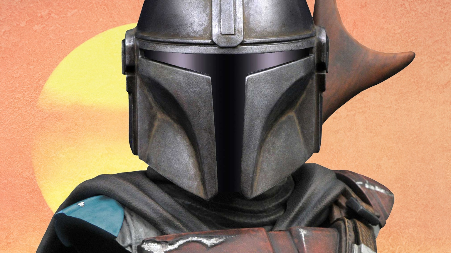 The Mandalorian and Kylo Ren Become 'Legends in 3D' Thanks to Gentle Giant Ltd.