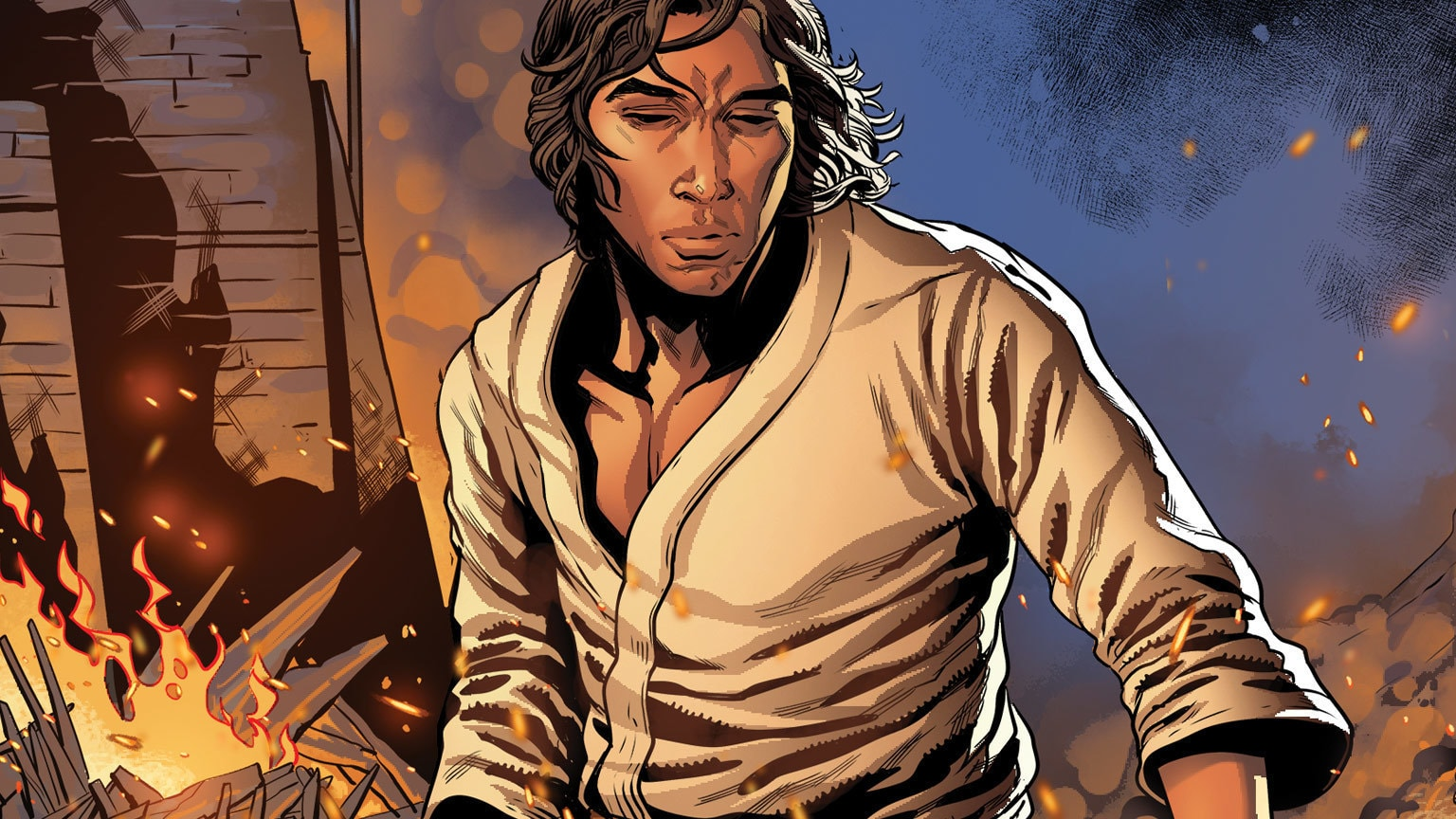 Ben Solo's Hate Grows in The Rise of Kylo Ren #1 – Exclusive